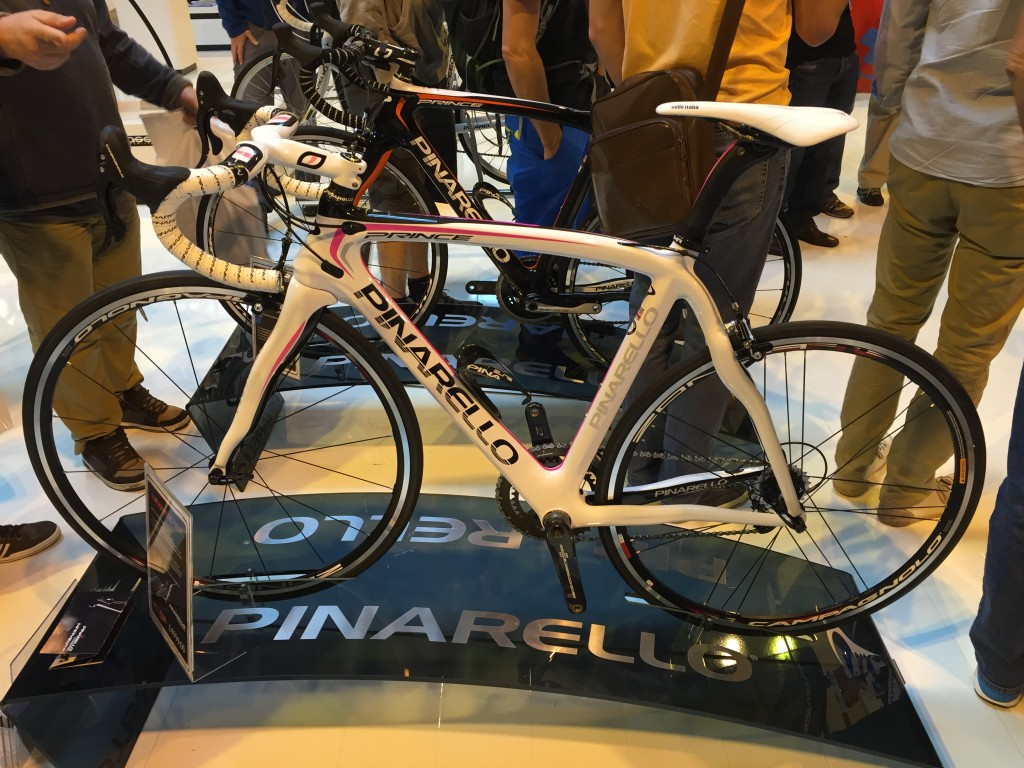 Pinarello Prince - The Cycle Show 2014
