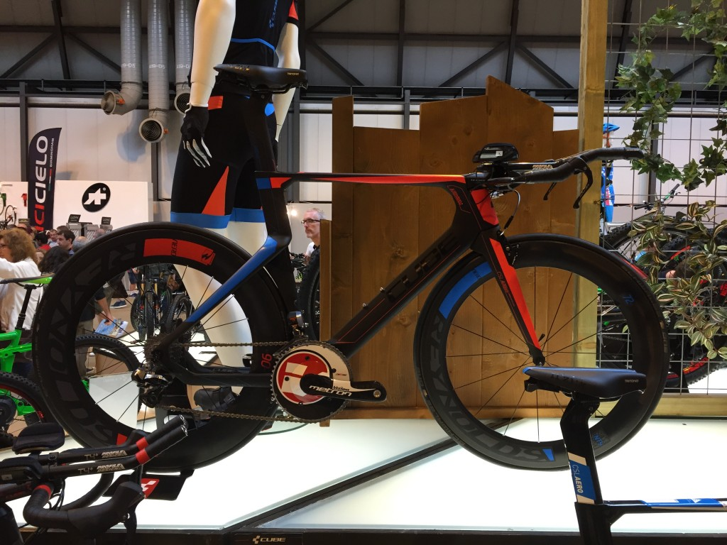 Cube Aerium HPC SLT - The Cycle Show 2014