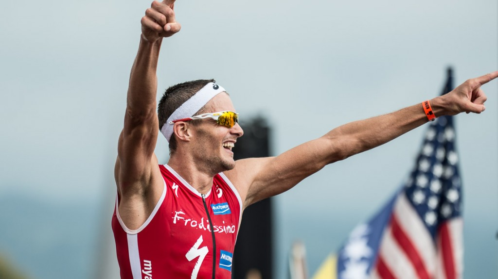 Jan Frodeno Delighted with 3rd Place Finish - Ironman 2014 World Championship