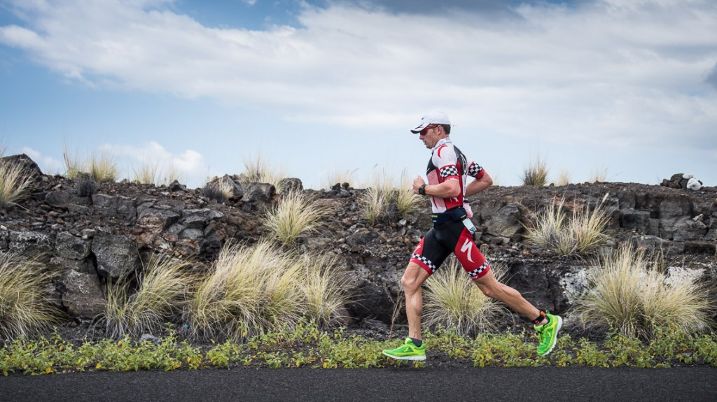 Ben Hoffman on the Run - Ironman 2014 World Championship