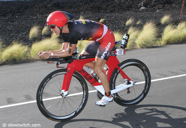 Rachel Joyce Bike - Ironman 2014 World Championship