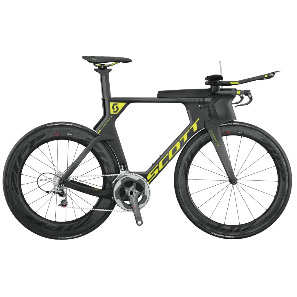 Scott Plasma Team Edition Triathlon Bike