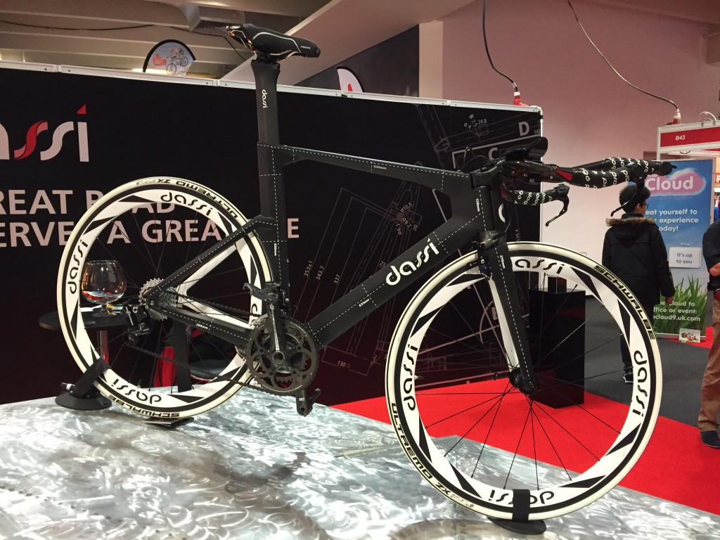 Dassi TT Bike - 220 Triathlon Show