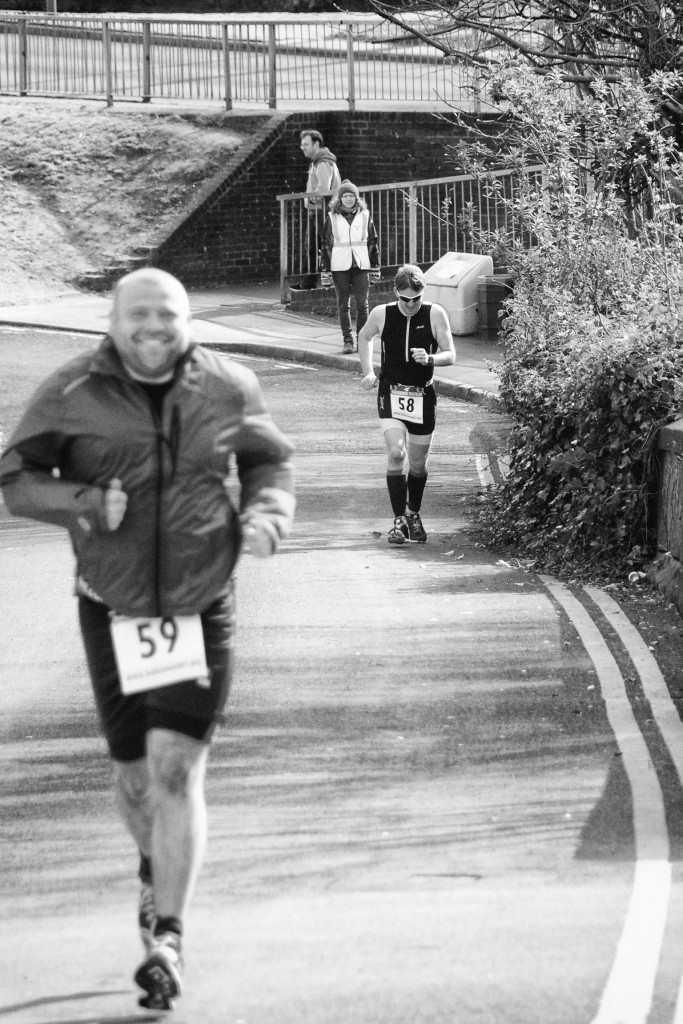 Halesowen Triathlon 2015 - Triathlete Run