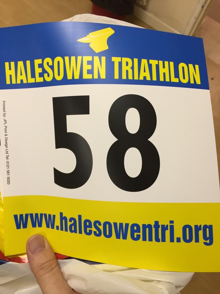 Halesowen Triathlon 2015