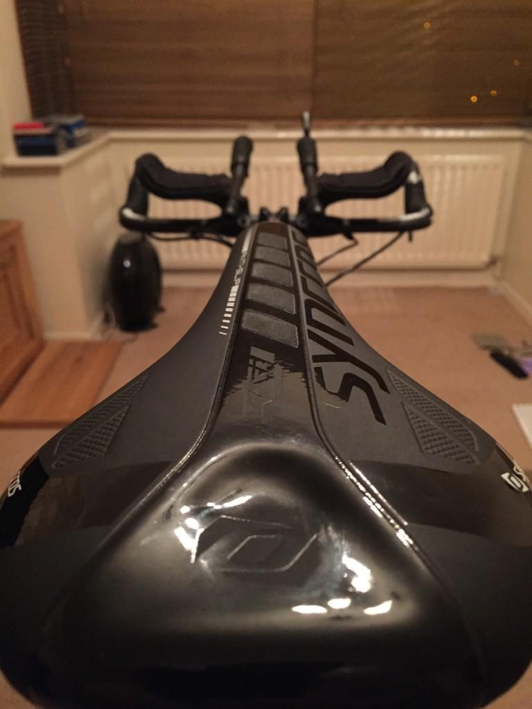 Syncros RR2.0 Tri Saddle - Arty Aero Bars
