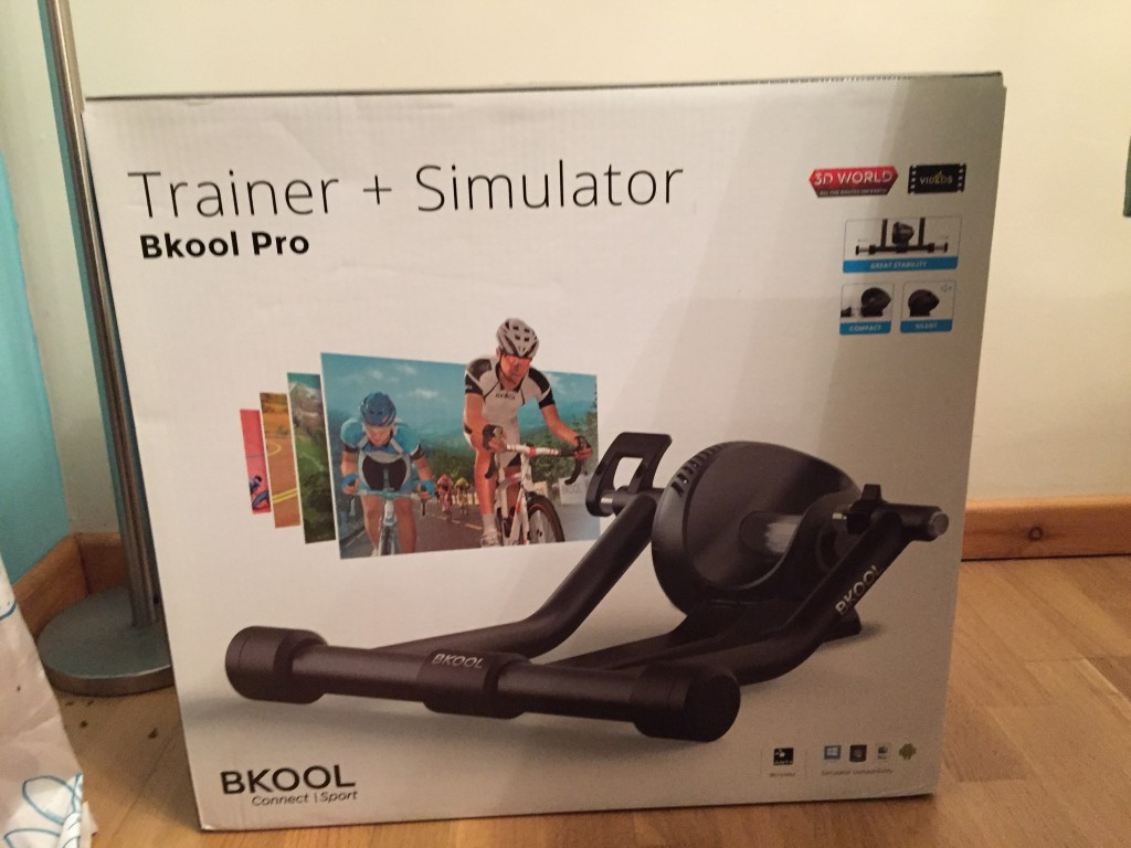 Bkool Pro Trainer + Simulator