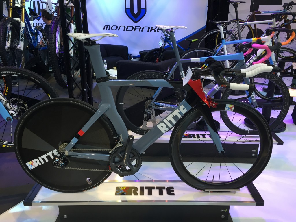 Ritte 1919 Time Trial and Triathlon Bike - The Cycle Show 2014
