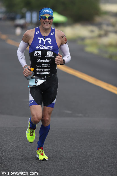 Andy Potts Run - Ironman 2014 World Championship