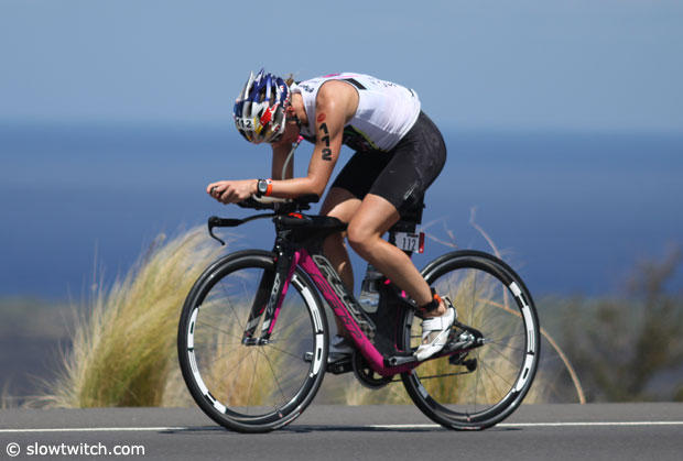 Daniela Ryf Bike - Ironman 2014 World Championship
