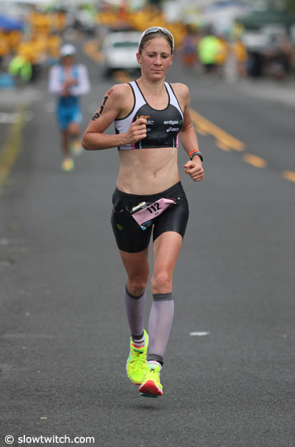 Daniela Ryf Run - Ironman 2014 World Championship