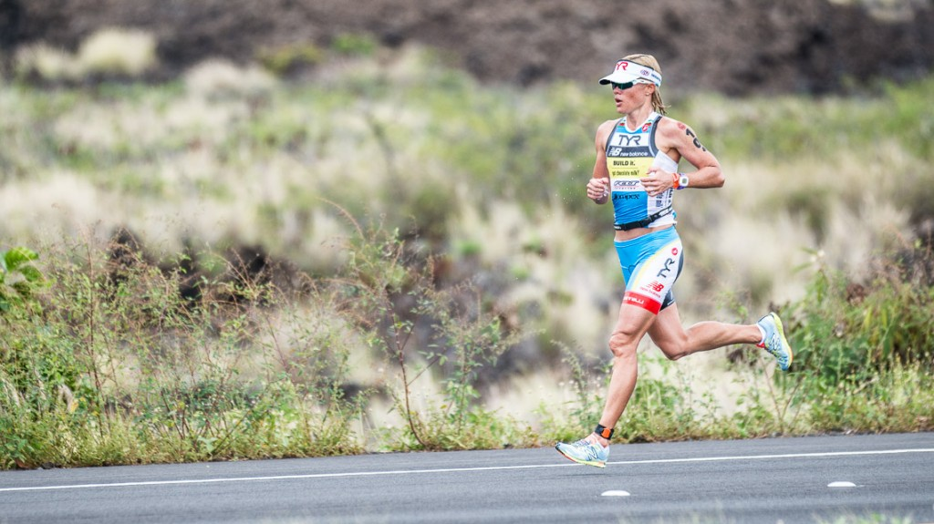 Mirinda Carfrae Run - Ironman 2014 World Championship
