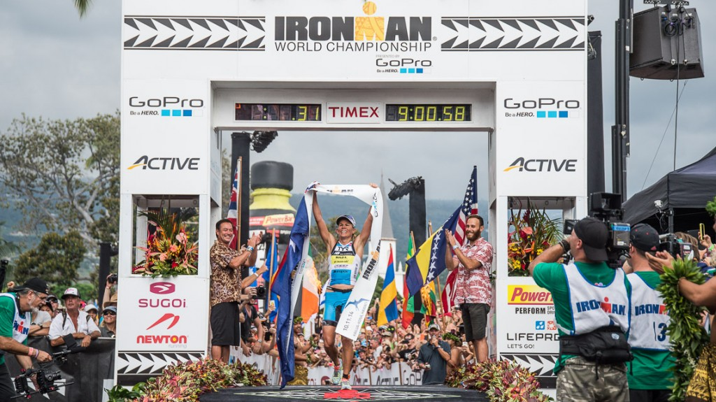 Mirinda Carfrae Wins the Ironman 2014 World Championship