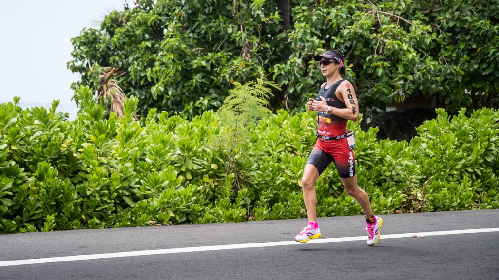 Rachel Joyce Run - Ironman 2014 World Championship