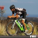 Trek Speed Concept - Green, White and Black Colour Scheme