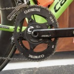 Victor Del Corral - Cannondale Slice With O-Symetric Chain Ring