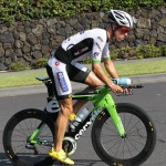 Frederik Van Lierde - Custom Cervelo P5 build up to race day training