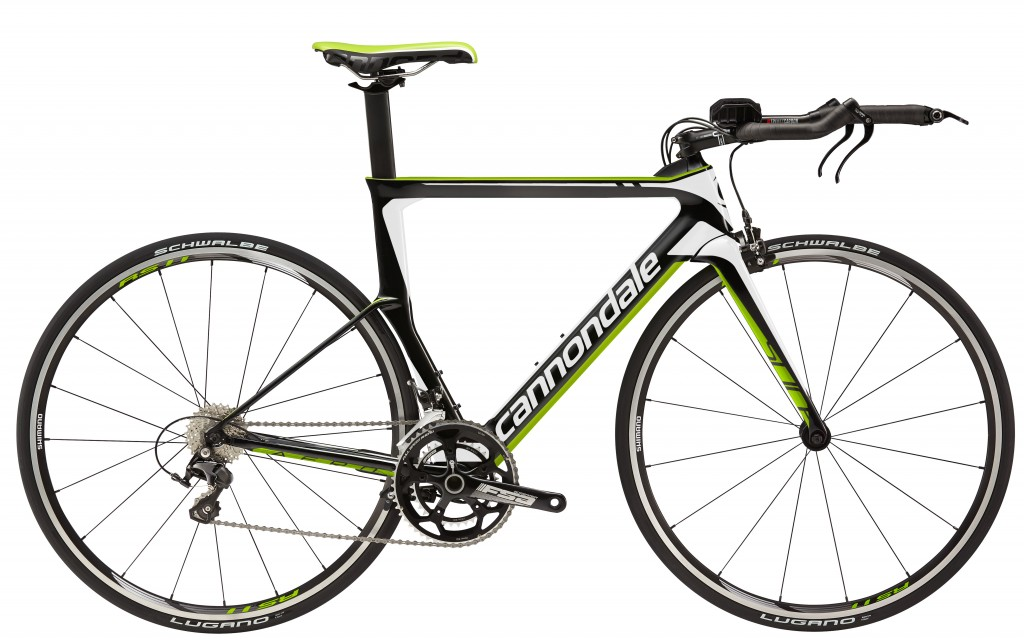 Cannondale Slice Ultegra Di2 Triathlon Bike