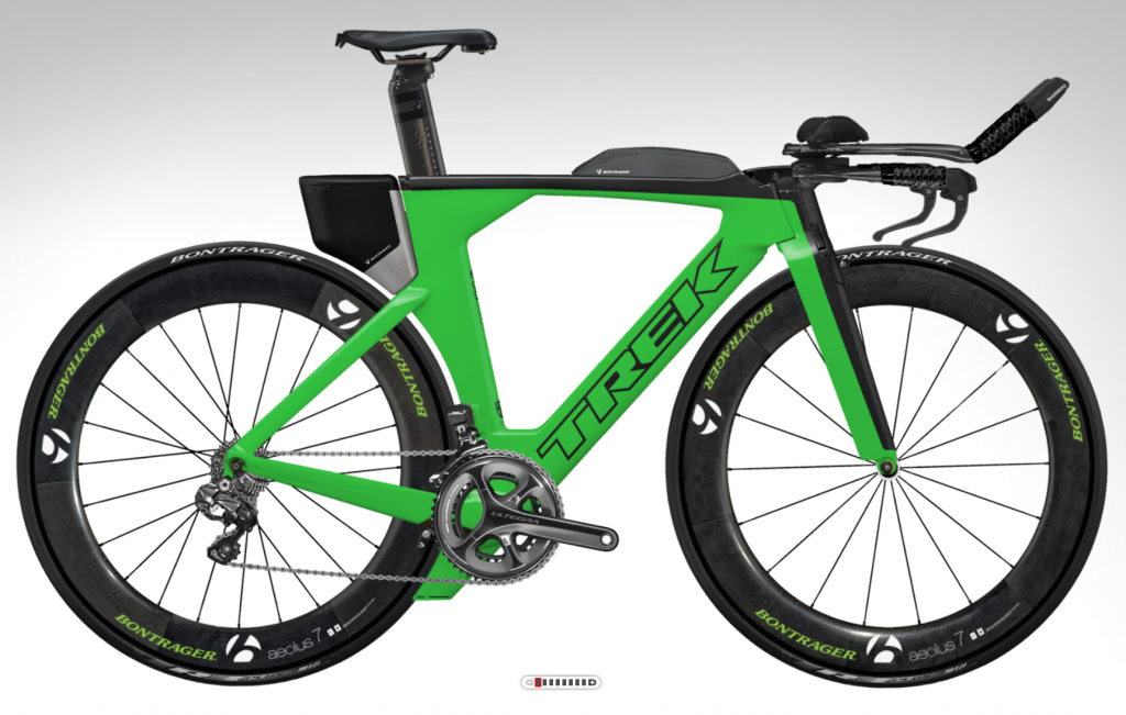 Trek Speed Concept 7 Project One Triathlon Bike