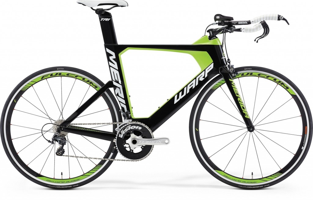 Merida Warp Tri 5000 Triathlon Bike