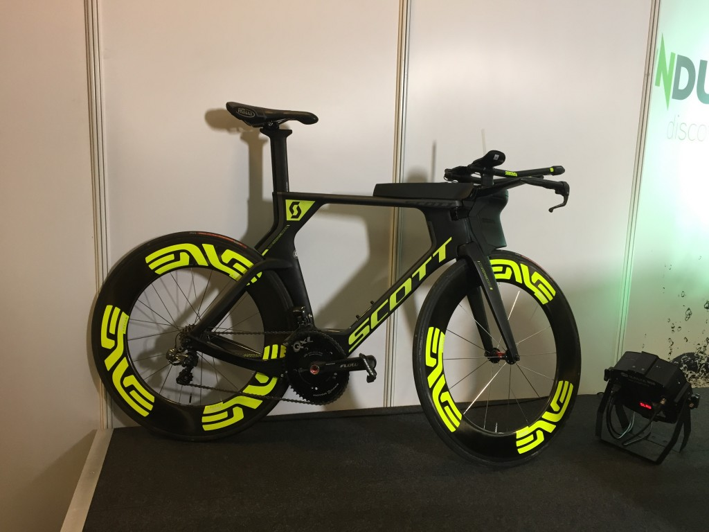 Scott Plasma Team Edition 2015 - 220 Triathlon Show
