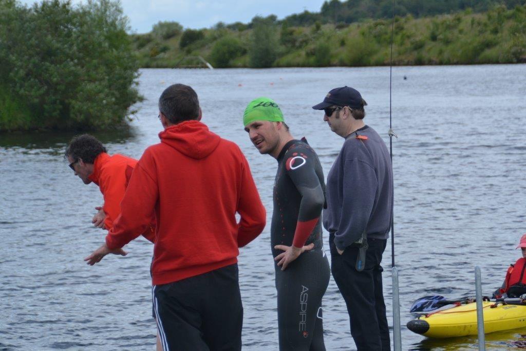 Triathlon England Open Water Training Day
