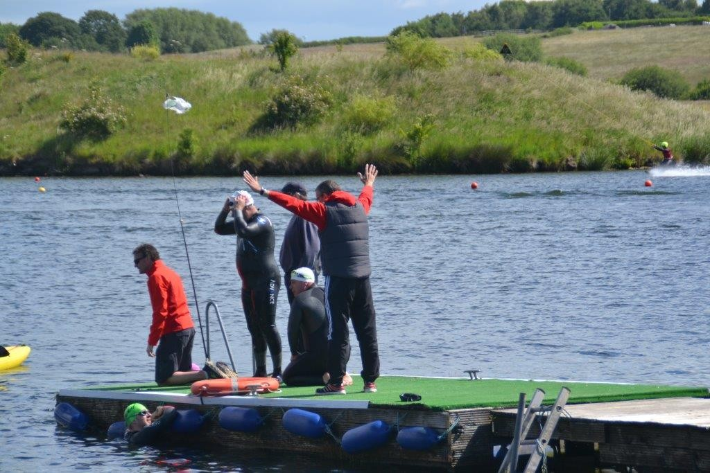 Triathlon England Open Water Training Day - How To Breathe