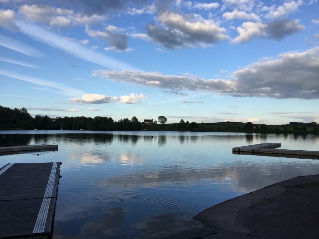 Open Water Swimming - Upton Warren