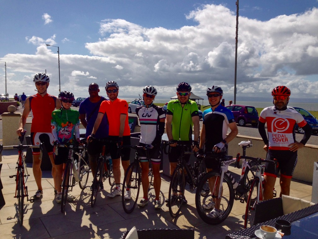 220 Triathlon Competition Winners - A Weekend Training with Helen Jenkins - Photo Credit Emma Barraclough