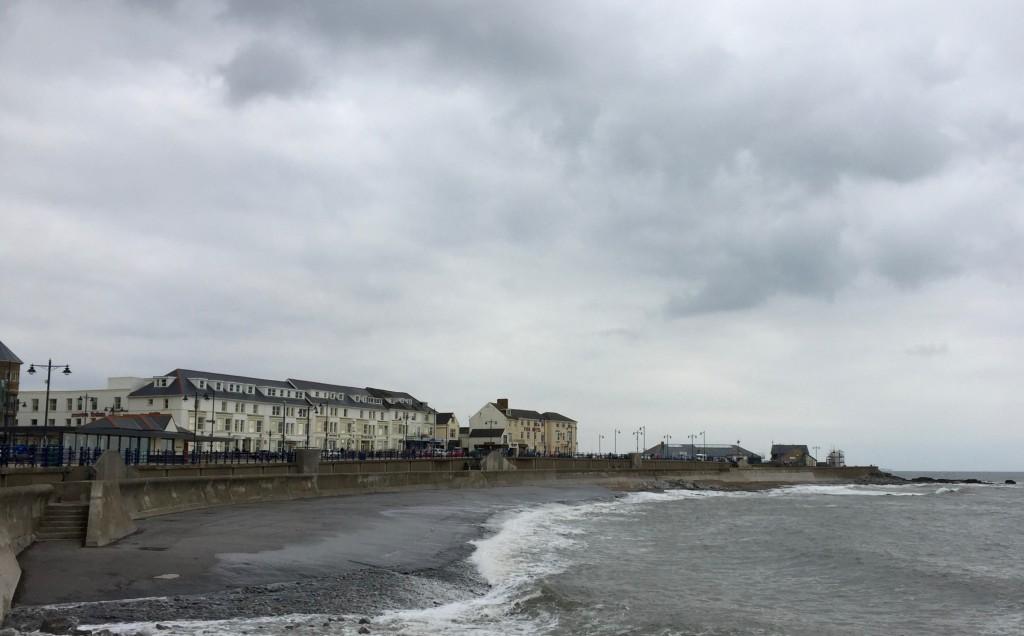 Porthcawl Tarmac Beach