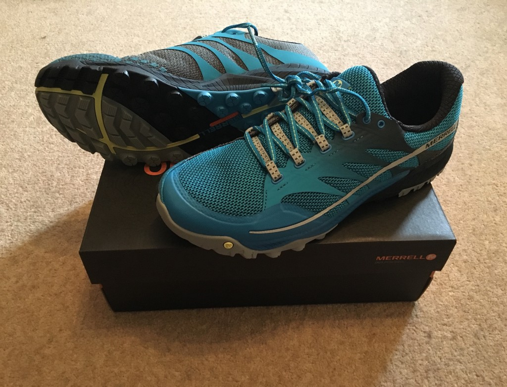 Merrell All Out Charge - Ashmei Ambassador Day - BEFORE
