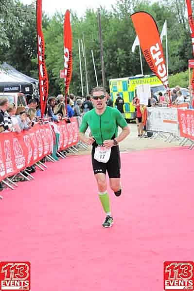 Cotswold113 2017 Finish